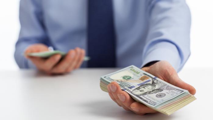 Взять деньги в долг без